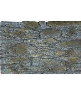 Achterwand 60x45cm - rock (polyst.)