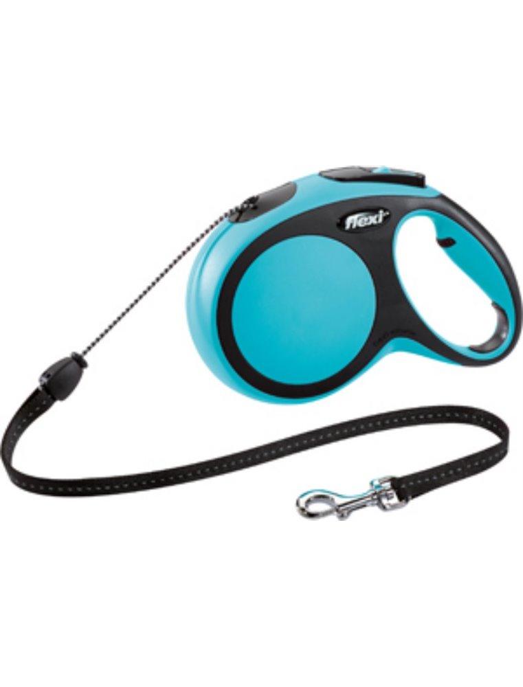 Flexi new comfort koord m blauw  8m-20kg