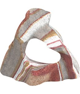 Decoratie rainbow rock 1 gat