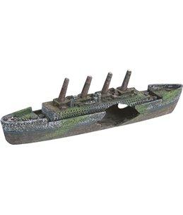 Decoratie titanic