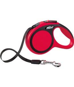Flexi new comfort band xs rood 3m- 12kg