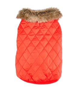 Winterjas elia rood 40cm