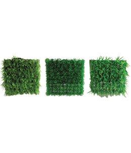 Aq. plastic plantenmat ass. 2
