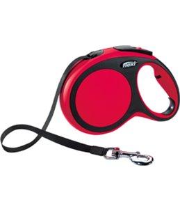 Flexi new comfort band l rood 8m- 50kg