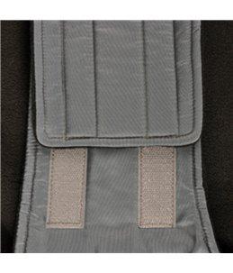 Winterjas elia grijs 55cm