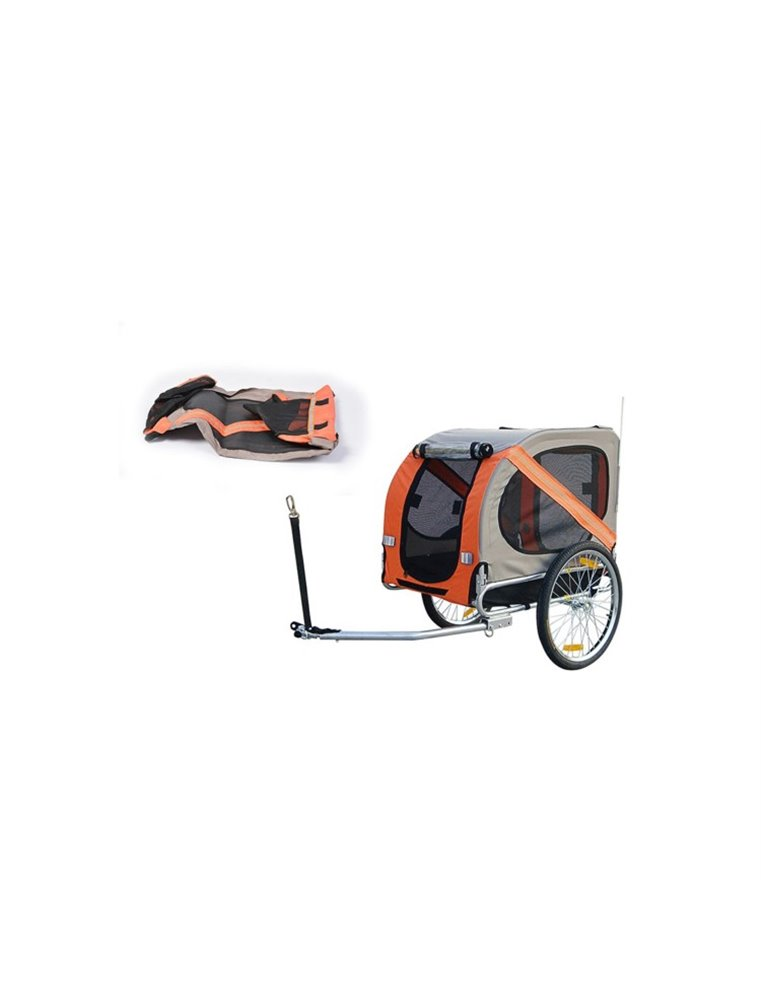 Pet Trailer Reservehoes