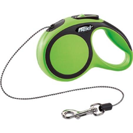 Flexi new comfort koord xs groen 3m 8kg