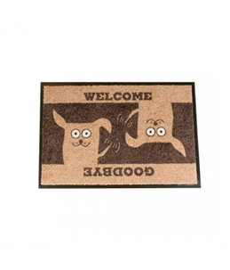 Vloermat Indoor Welcome