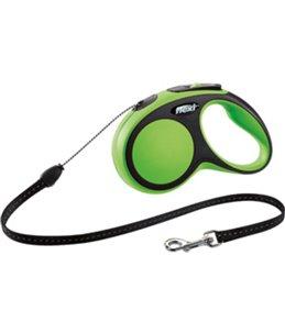 Flexi new comfort koord s groen 5m- 12kg