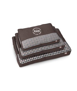 Sweet Checker Pet Bed