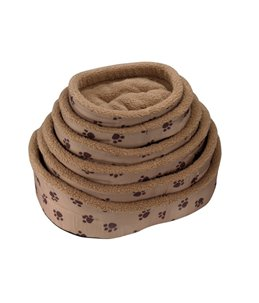 Pet Bed Paw & Sheepskin (Set of 6)