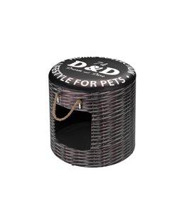 Pet Box Rattan