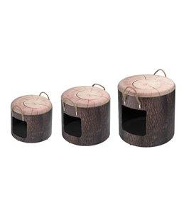 Pet Box Set Wood