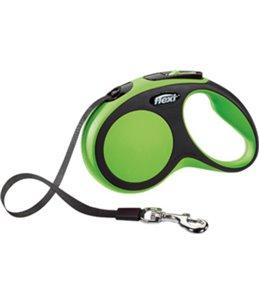Flexi new comfort band s groen 5m- 15kg