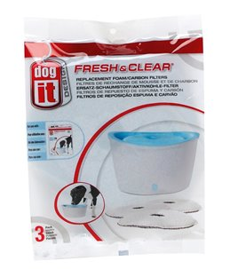 FILTER FRESH & CLEAR 6L (3pcs)