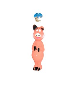 Latex Funny Pig