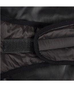 Jas eden zwart 65cm