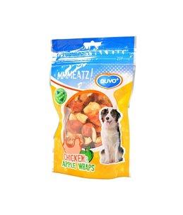 Mmmeatz! Kip & Appel Wraps