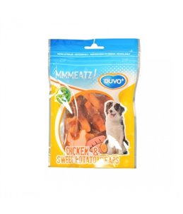 Mmmeatz! Kip & Zoete Aardappel Wraps