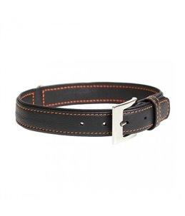Trendy Leder Halsband