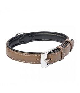 Comfy Leder Halsband