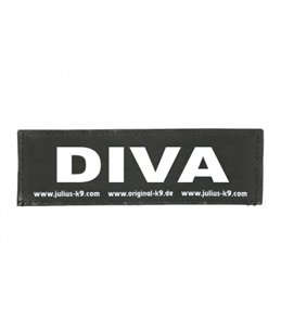 Julius-K9 Sticker DIVA