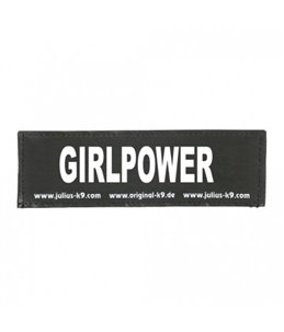 Julius-K9 Sticker GIRLPOWER