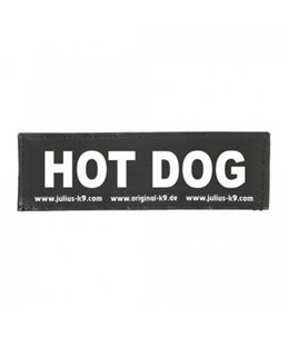 Julius-K9 Sticker HOT DOG