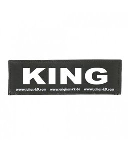 Julius-K9 Sticker KING