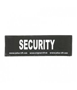 Julius-K9 Sticker SECURITY