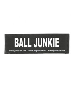 Julius-K9 Sticker BALL JUNKIE