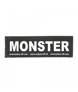 Julius-K9 Sticker MONSTER