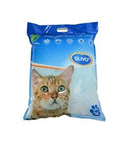 Kattenbakvulling premium silica