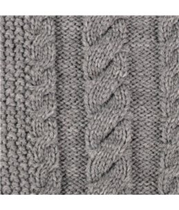 Trui sienna grijs 50cm