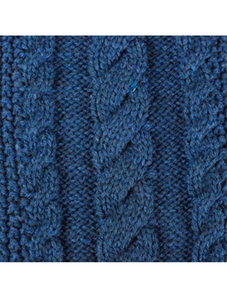 Trui sienna blauw 30cm