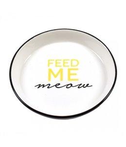 Eetkom stone feed me meow