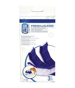 Ca filter fresh & clear 3l (3pcs)