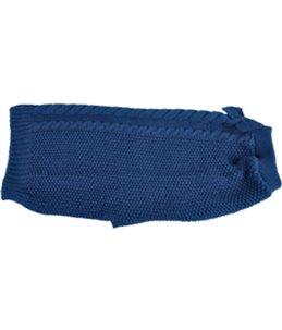 Trui sienna blauw 35cm