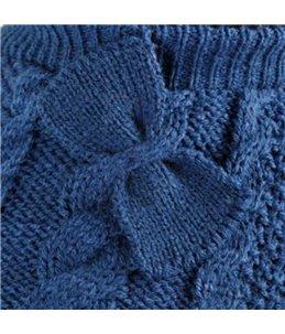Trui sienna blauw 40cm