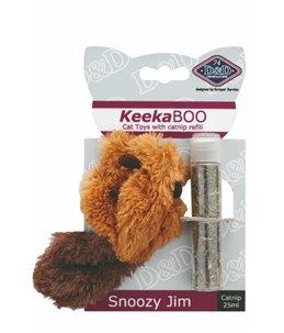 Keekaboo snoozy jim