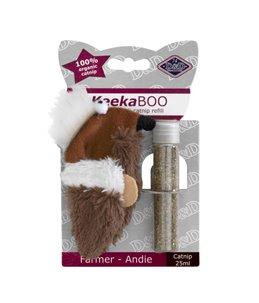 Keekaboo farmer andie