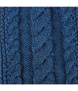 Trui sienna blauw 50cm