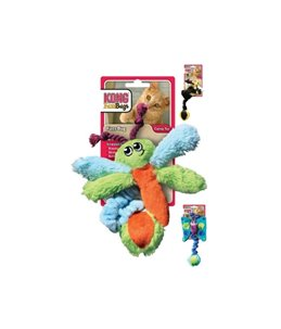 Kong cat toy fuzz bug assortiment
