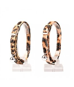 Kattenhalsband luipaard