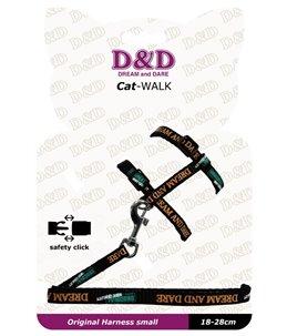 Cat walk original small harnas