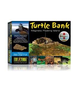 Ex turtle bank magnetisch drijvend eiland