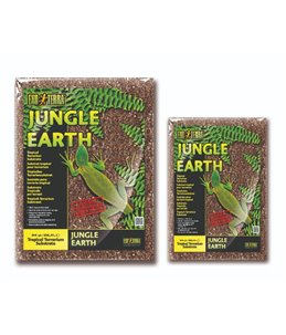 Ex tropisch terrariumsubstraat jungle earth
