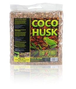 Ex coco husk (kokoschips)