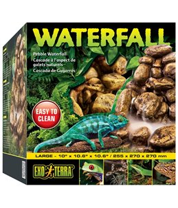 Ex waterval incl. pomp