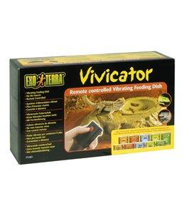 Ex vivicator vibrerende voederschaal